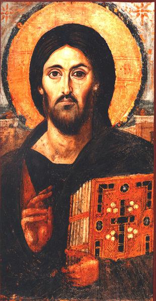 310px-Jesus_Sinai_Icon
